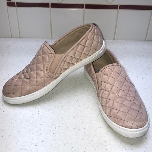 usa cheap sale many fashionable outlet Steve Madden Shoes | Ecntrcqt Blush Pink Slip Ons | Poshmark